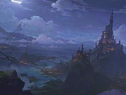 陈克凡—《黑暗魔法城堡》