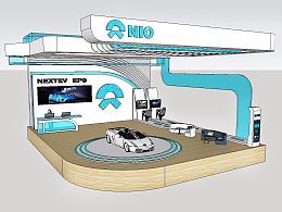 汽车展台设计