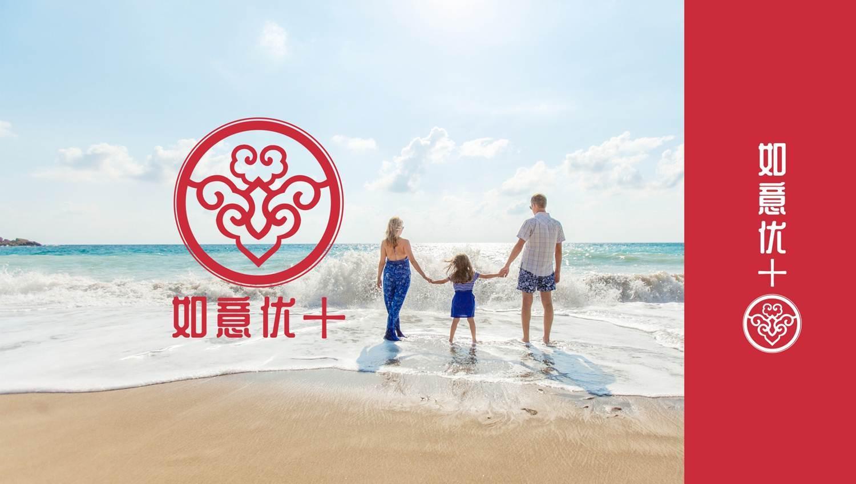 民生银行旗下保险小结保险logo保险vi工作平面设计师的设计品牌图片