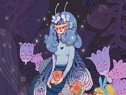 爱丽丝梦游仙境(1) Alice in Wonderland(+封面设计)