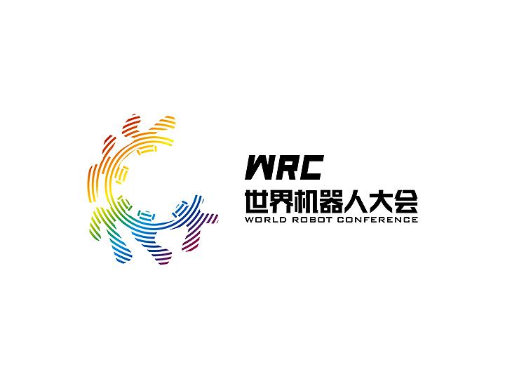 世界机器人大会标志设计