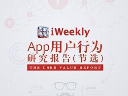 周末画报iWeekly APP用户行为研究报告