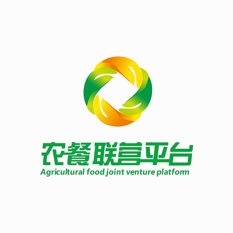 农业餐饮行业logo图片