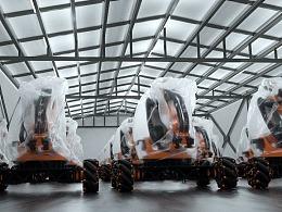 Jupiter-Zero机械臂 工程建筑 工业 c4d octane仓库