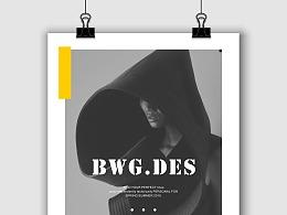BWG时尚海报/设计