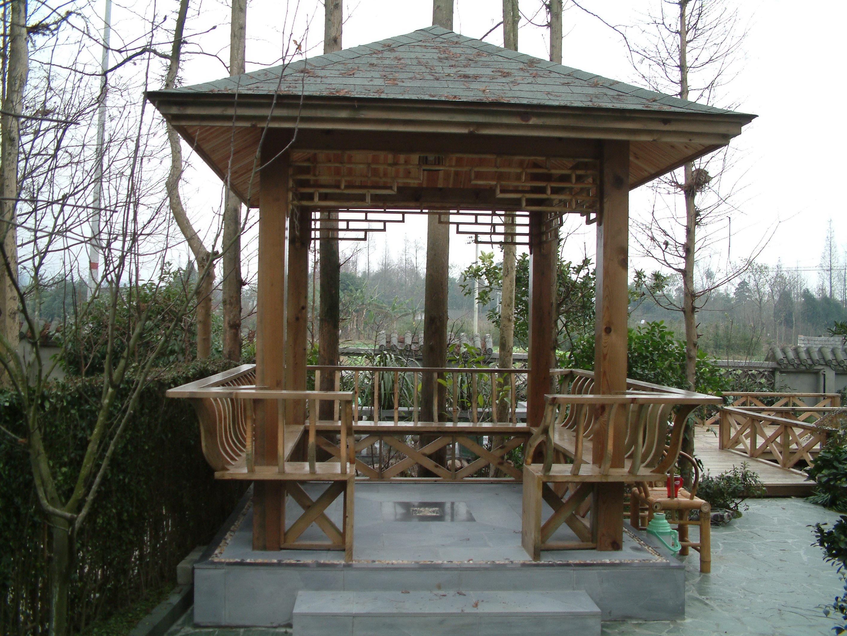 园林景观案例设计