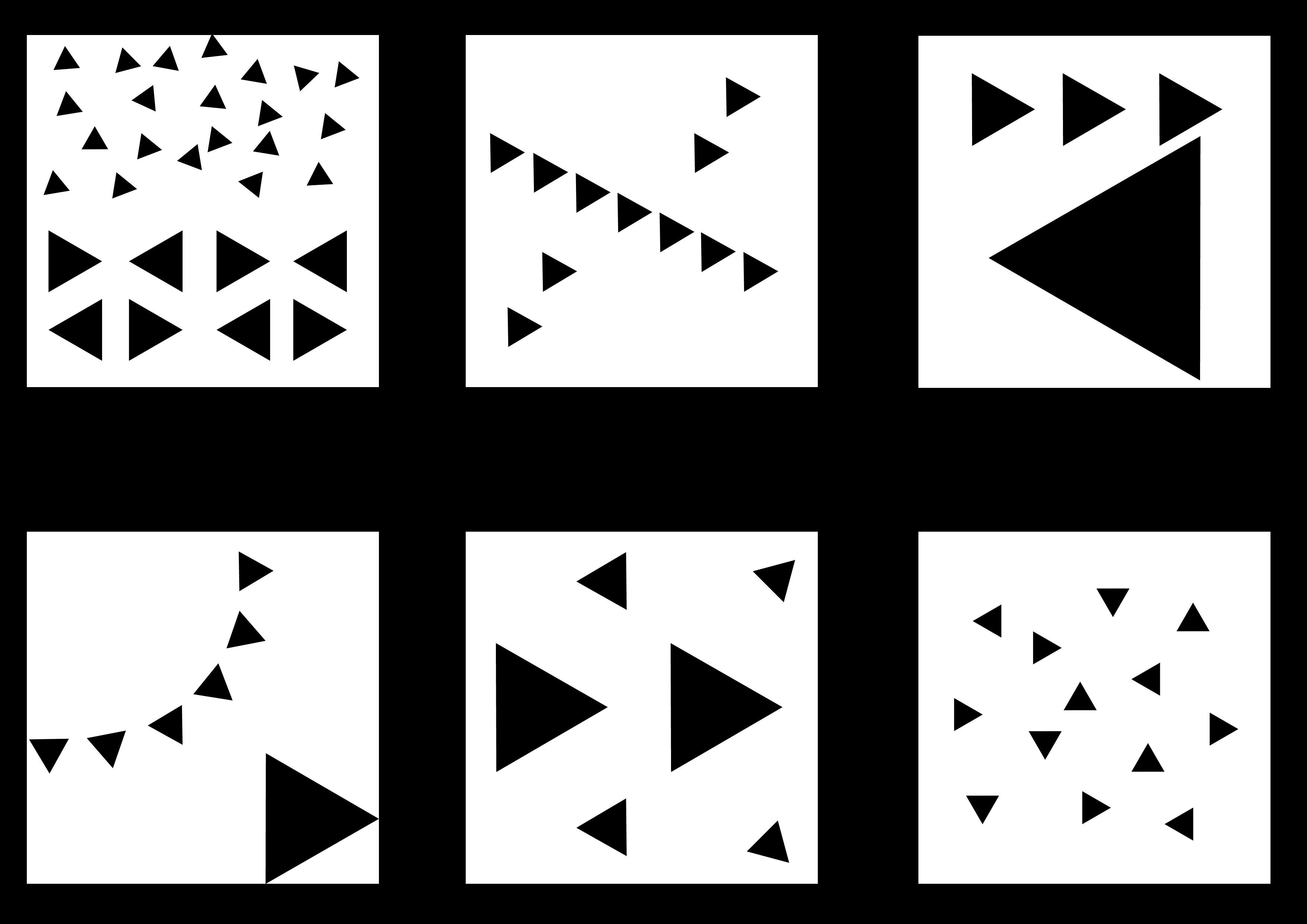 简单的三角形|平面|宣传品|南v美s鹰 - 原创作品图片