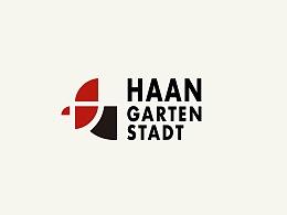 Haan Gartenstadt 城市视觉形象设计
