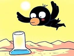 #小矛毁童年#乌鸦喝水的故事38#竟然都第38了!!#