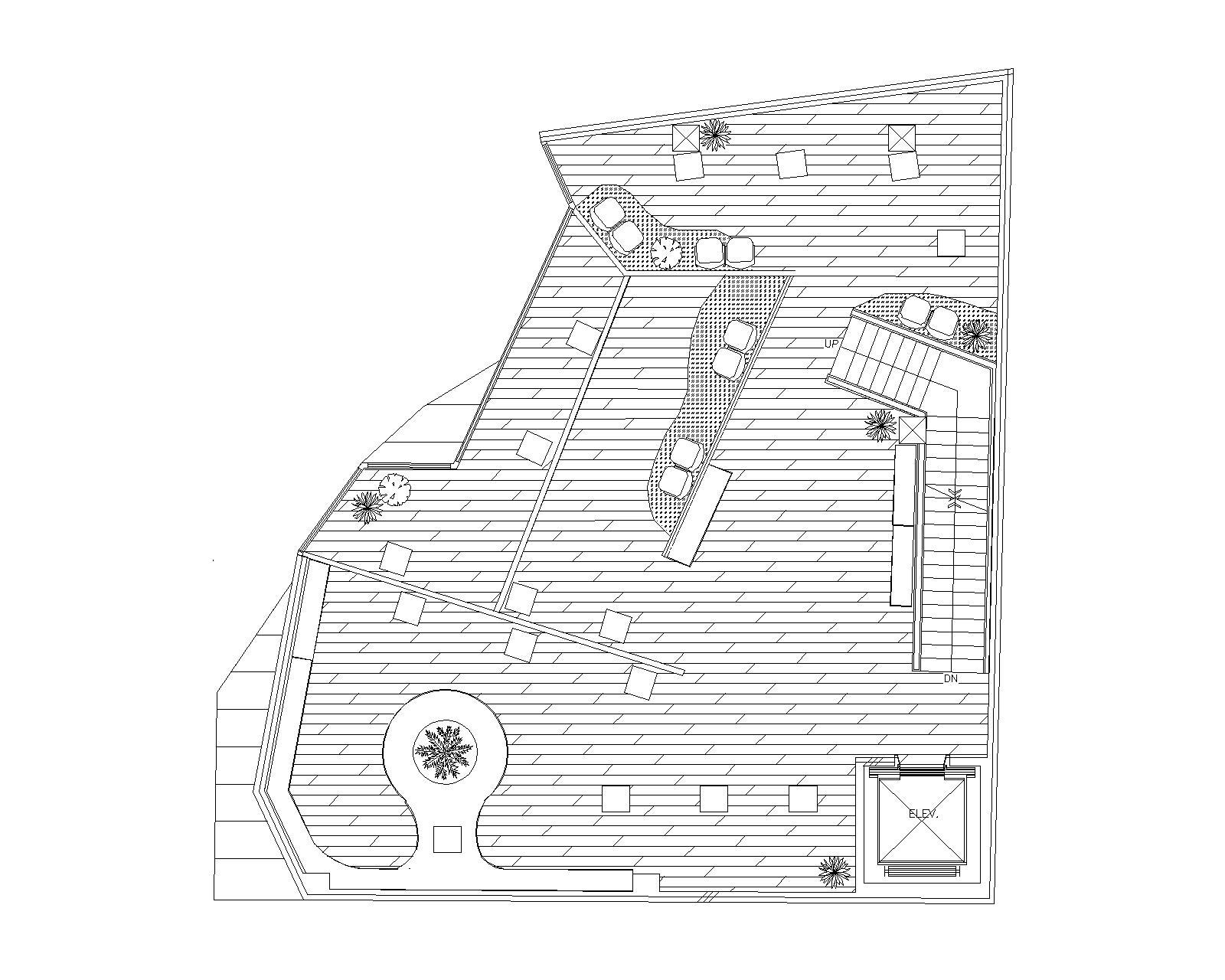美术馆设计|空间|室内设计|繁画柒瑾 - 原创作品