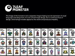 7LEAF MONSTER & 大怪兽系列