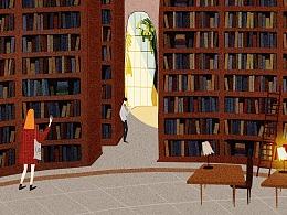 爱情图书馆