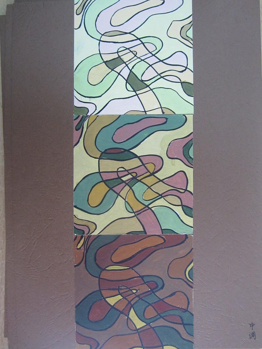 原创作品:高中构成各种基础画,的色彩鞍山最好排名