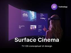 Surface Cinema AR