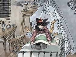 绘本连环画四大名著水浒传国学插画