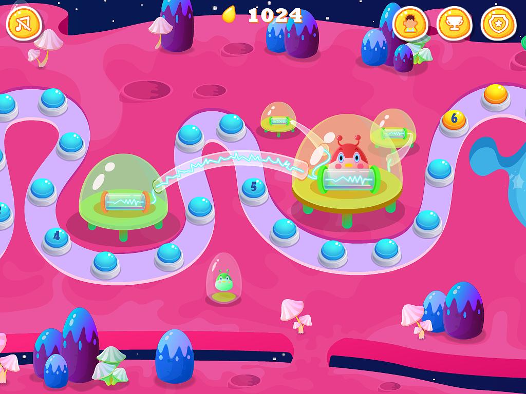 游戏ui地图设计