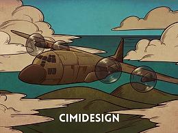 CIMI-绝地求生动画短篇<盒子怪>