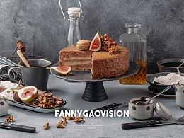 范妮高美食摄影-品小麦烘焙