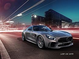 Benz_AMG GT-R