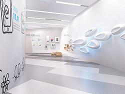 Ali pay 品牌中心空间规划——上海中心