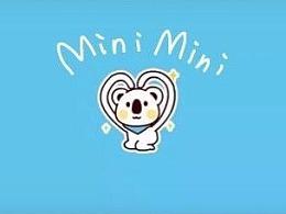 治愈系Mini OKI表情包上线
