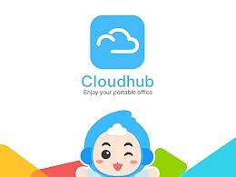 Brand image of CloudHub:Xiaoyun