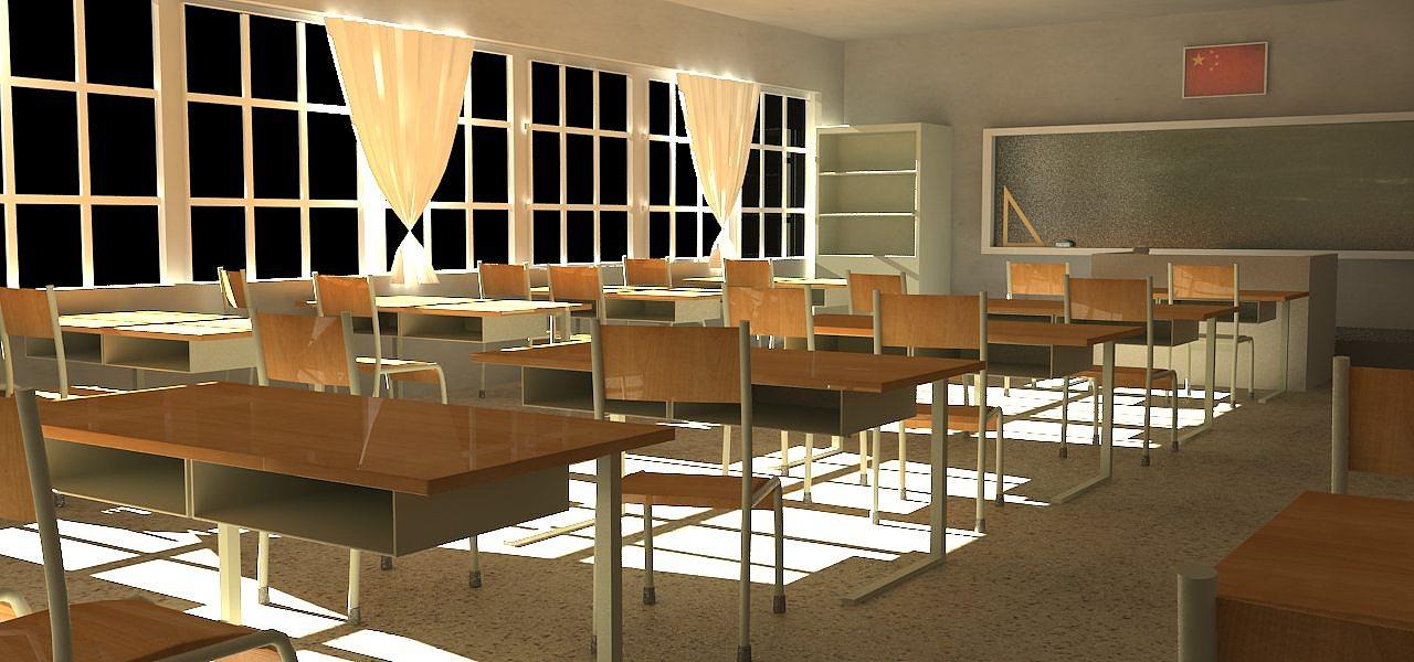 教室设计图案大全
