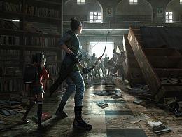 明日之后末日图书馆