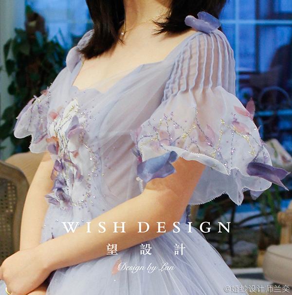 查看《紫色新娘》原图,原图尺寸:600x607