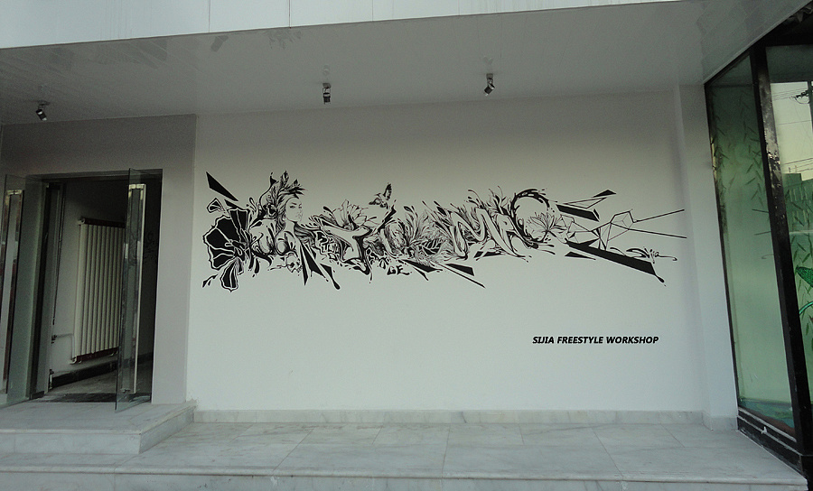 sijia手绘涂鸦2010-9
