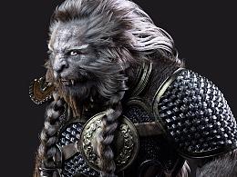 移山大圣狮驼王