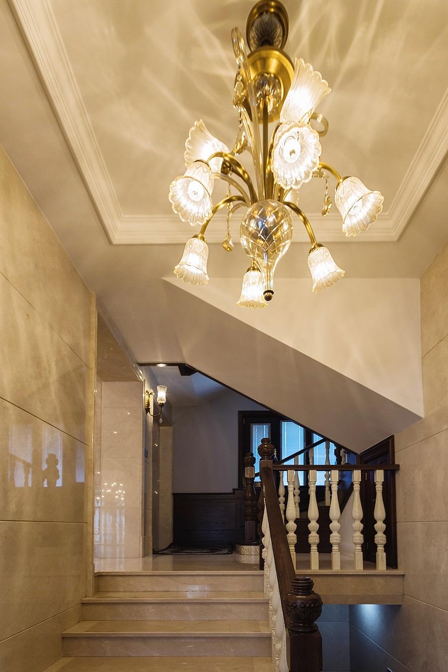 诺克照明慈溪私家别墅灯光设计案例图片
