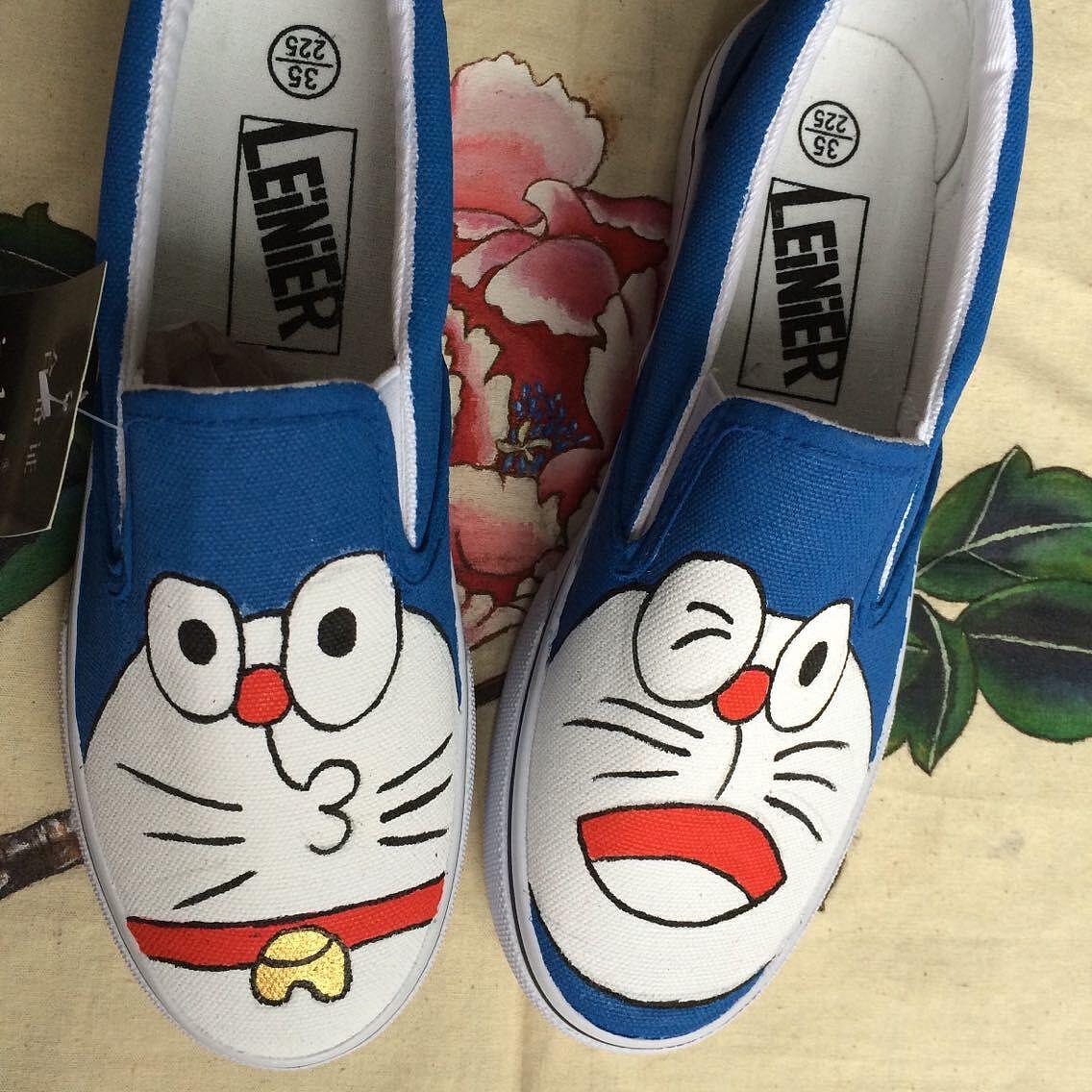 2015最新手绘鞋