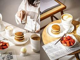 早餐 | 极简餐具