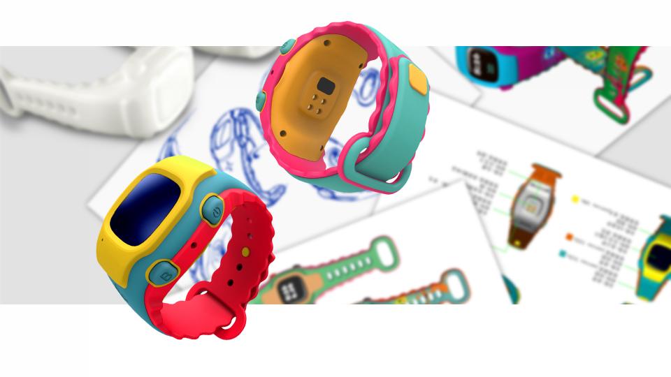 儿童电话手表|工业/产品|电子产品|蕻newsoul - 原创图片