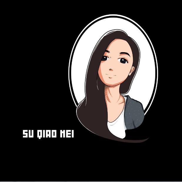 人物q版设计|肖像漫画|动漫|zhangkl