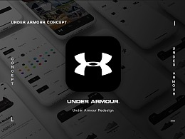 UNDER ARMOUR CONCEPT REDESIGN