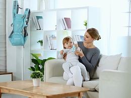 德国KinderKraft婴儿背带产品视频【三目摄影作品】