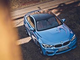 暴力梦之蓝 BMW M4