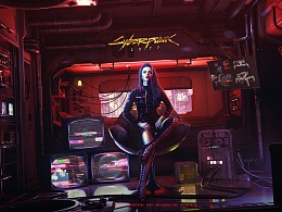 Cyberpunk 2077  Visual(1)