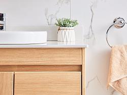 一款-北欧轻奢风浴室柜
