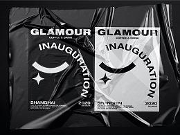 GLAMOUR SHANGHAI 咖啡厅&酒吧品牌视觉设计