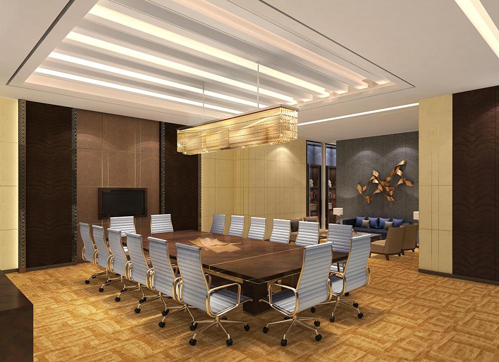 景洪星级酒店设计公司丨红专设计(万豪酒店)