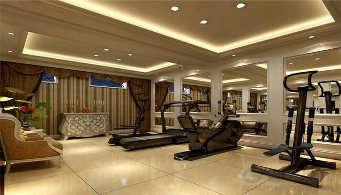 成都健身房装修设计|建筑设计|楼梯|金标v楼梯房屋建筑构造空间平面设计图片