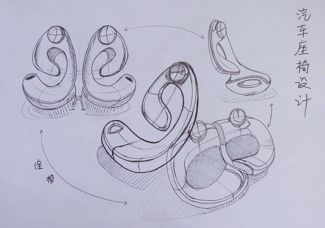 速写(产品设计)