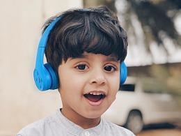 儿童耳机详情