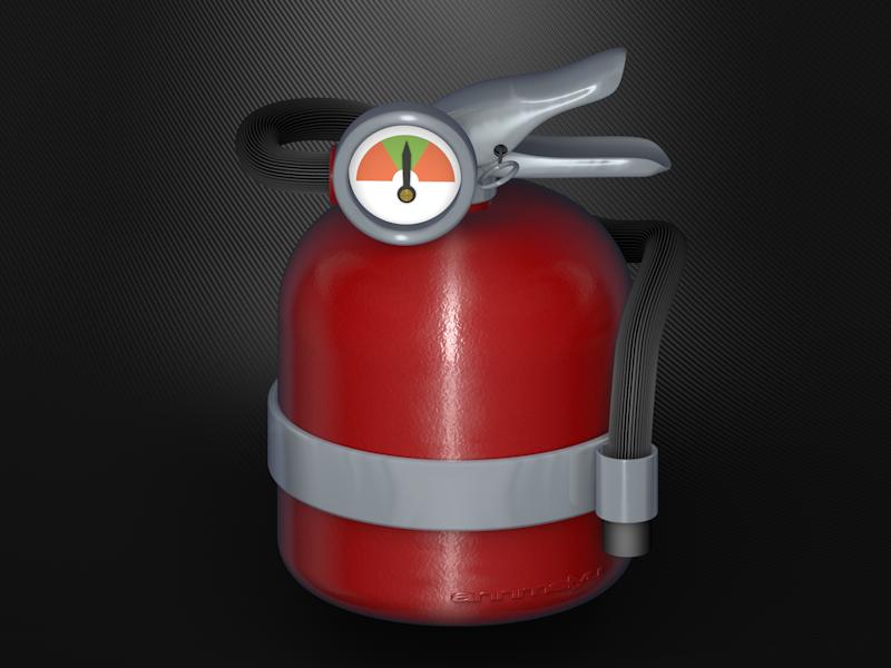 灭火器icon