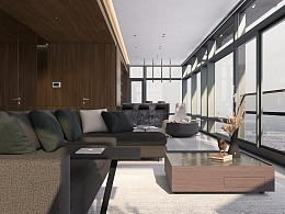 270度全景大平层公寓面积只有130!丨曼谷 · Circle2