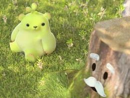 【萌芽熊】寂寞,刻在越来越深的皱?#35780;錚?#20320;是否看见?