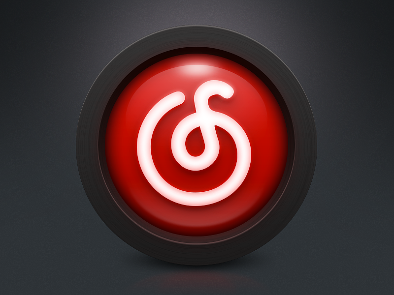 网易云音乐icon UI 图标 韦龙 - 原创作品 - 站酷 (ZCOOL)